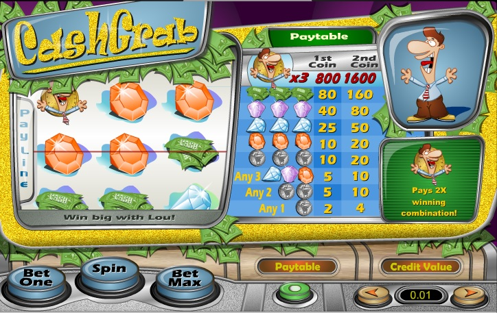 Spiele Cash Grab II - Video Slots Online