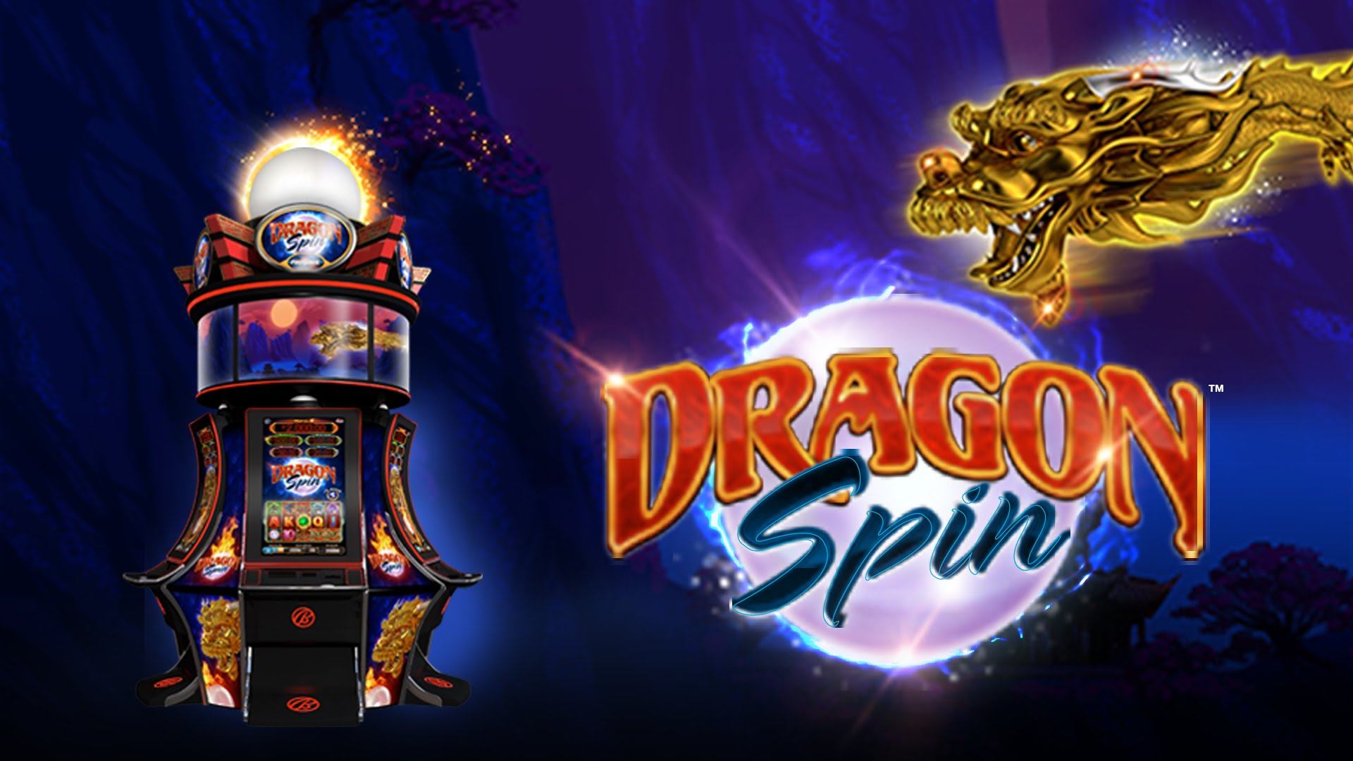 Dragon Spin Bally