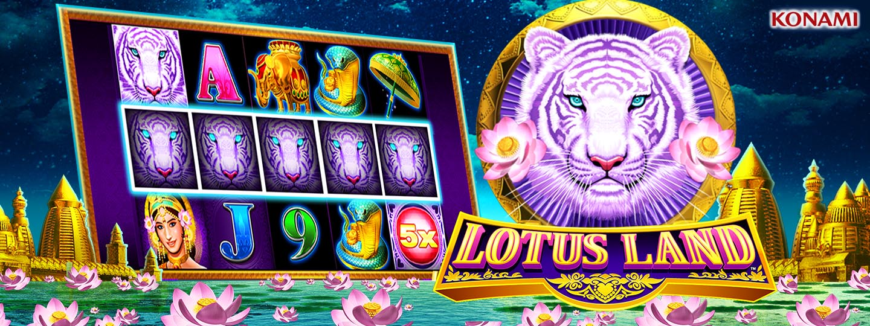 Free Lotus Land Slots Read Slot Reviews Play Free Games
