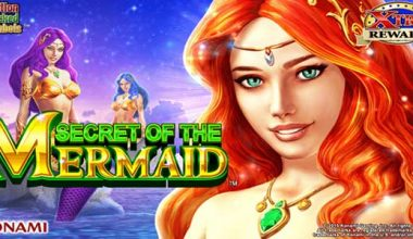 Secret of the Mermaid Slots