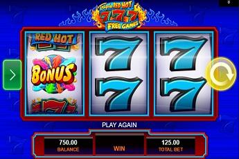 Spiele Red Hot Wild - Video Slots Online
