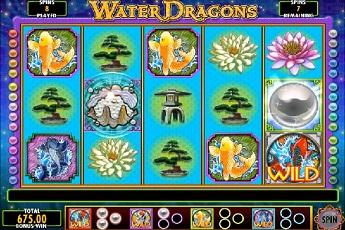Spiele Water Dragons - Video Slots Online