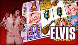 Elvis-Multi-Strike-Slot-Game