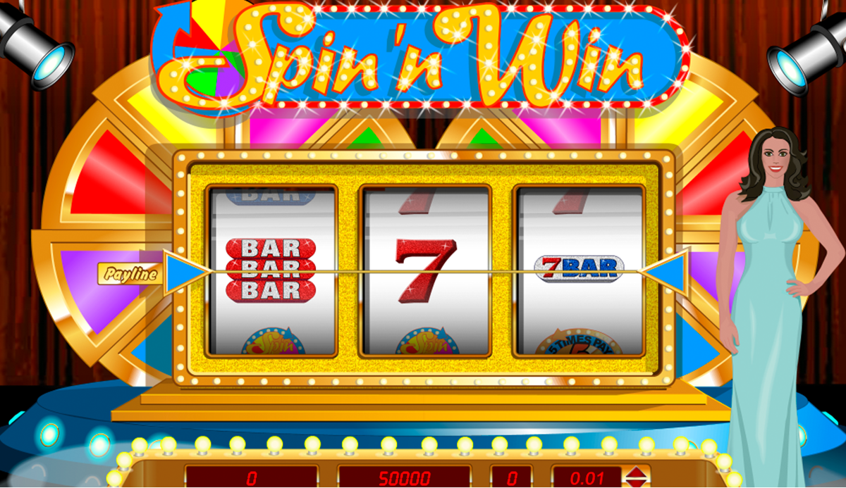 Spin Magic Slot Machine - Play Online or on Mobile Now