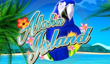 Beach Themed Slot Aloha Island