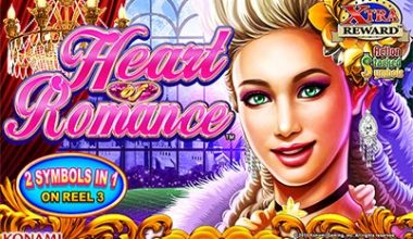 Heart of Romance Konami Slot