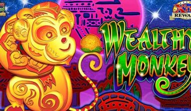 Wealthy Monkey slot machine by Konami